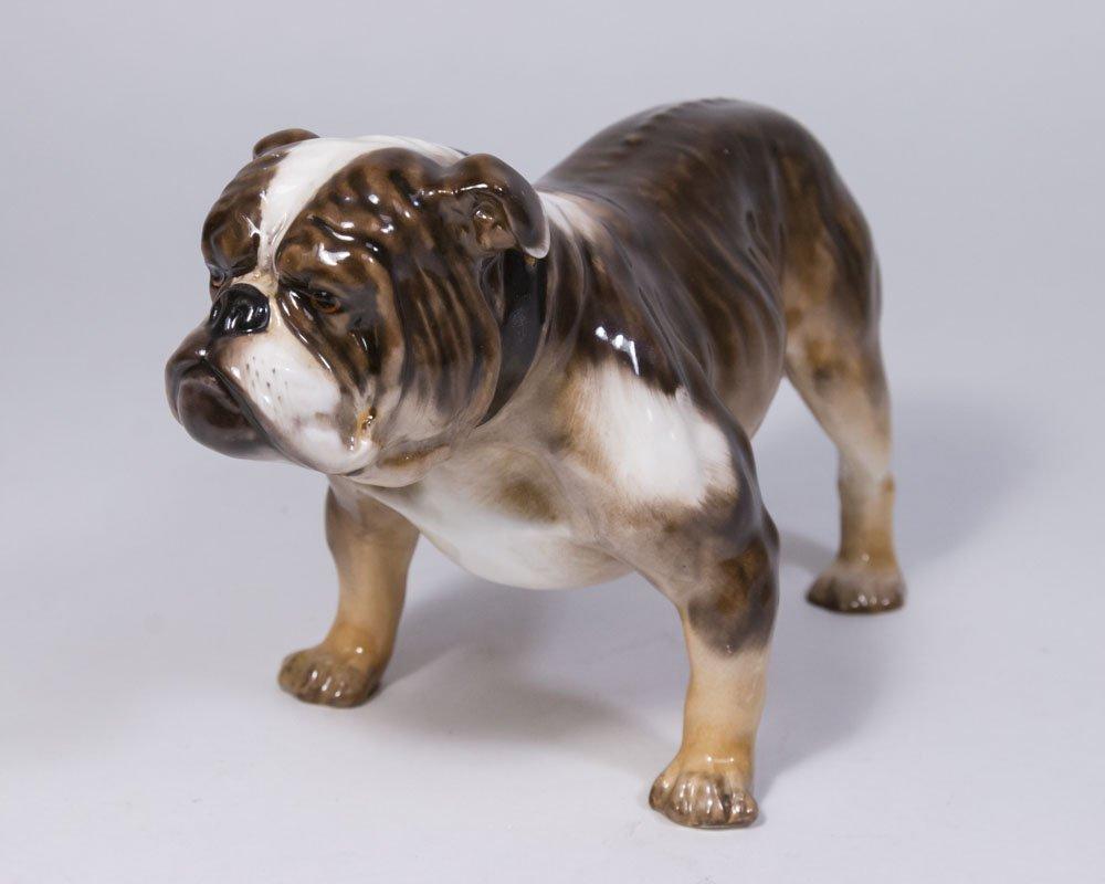 Royal Doulton Bulldog Figurine