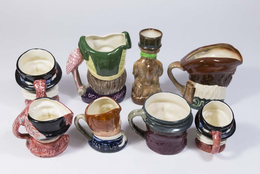 8 Various Royal Doulton Mugs - 2