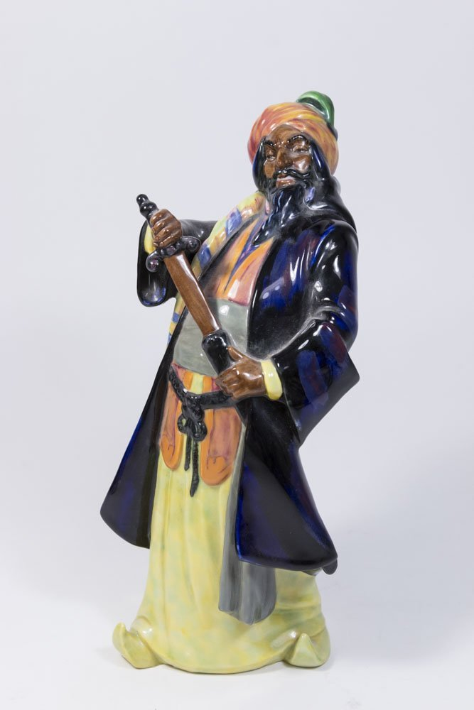 Royal Doulton Figure, Blue Beard HN 2105