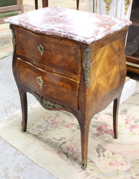 Louis XV Style Small Commode