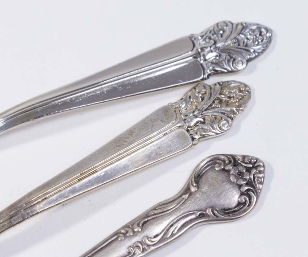 Tiffany & Co. Pen, Child's Forks & Spoon - 2