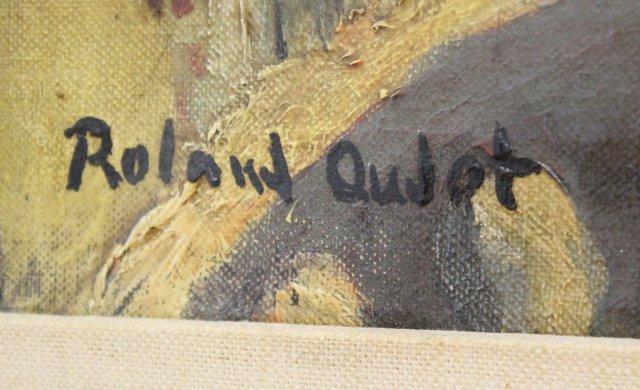 Roland Oudot, Church Facade - 3