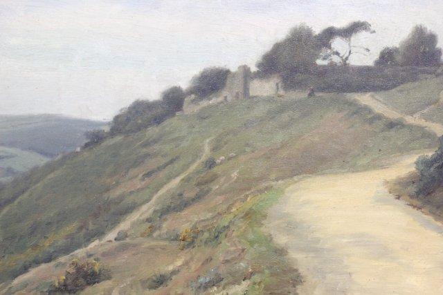 Attr. to William E. Norton, New England Landscape