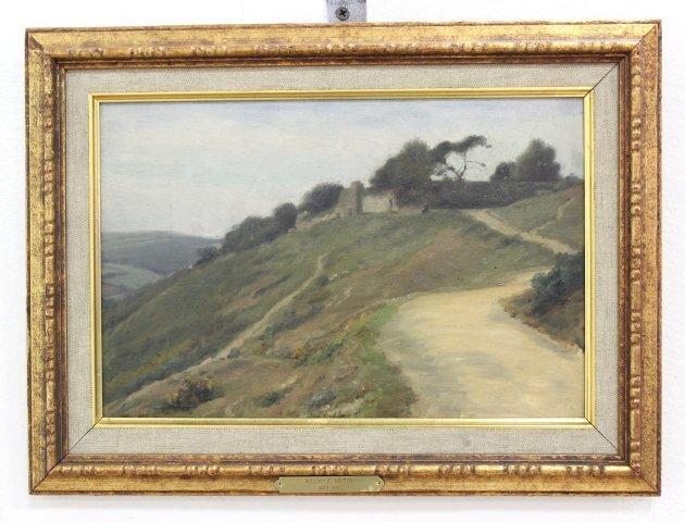 Attr. to William E. Norton, New England Landscape - 2