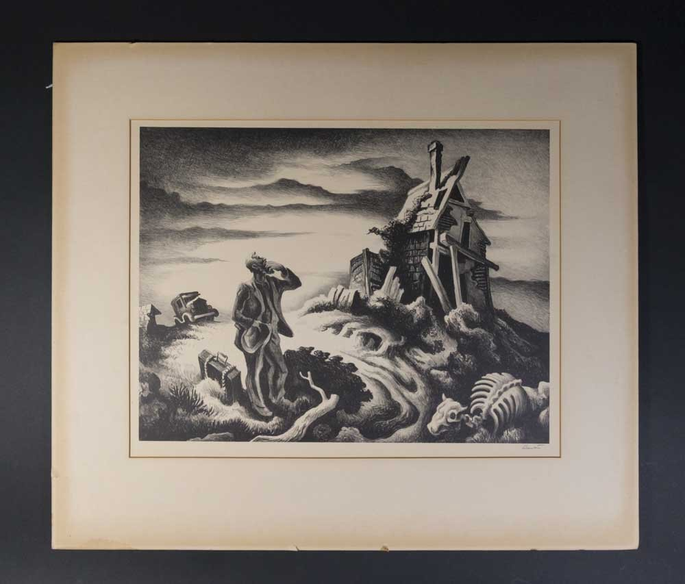 "Thomas Hart Benton, ""The Prodigal Son"""