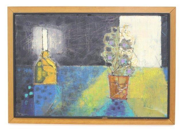 Matias Figares, Still Life - 2