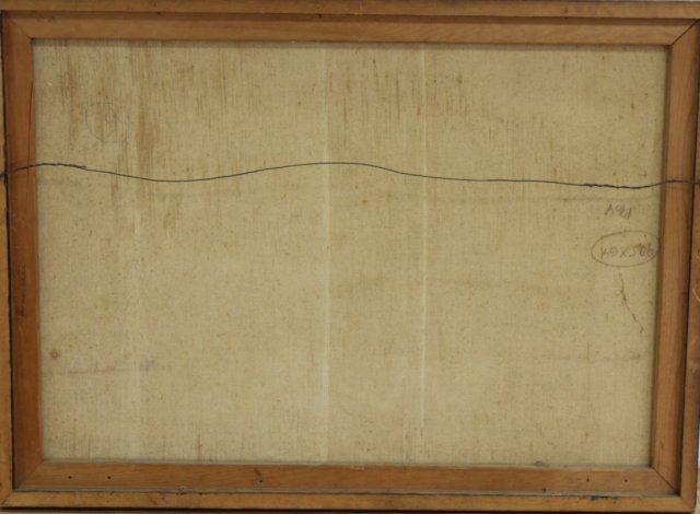 Israeli Abstract, Style of Kandinsky - 4