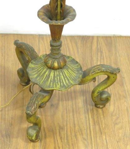 :Durand Art Glass Torchière - 4
