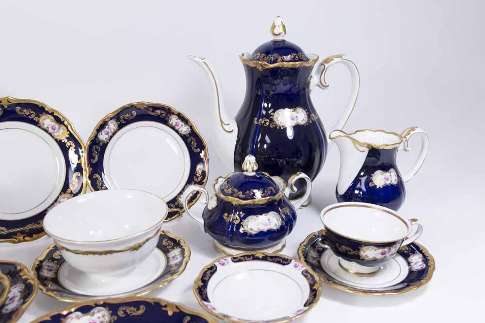 Reichenbach Dinnerware Set, Service for 12 - 2