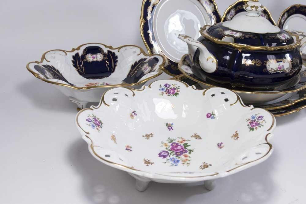 Reichenbach Dinnerware Set, Service for 12 - 4
