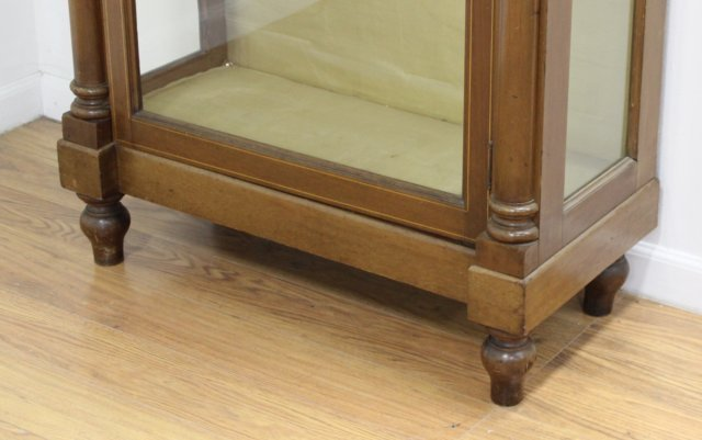 Continental Inlaid Display Cabinet - 3