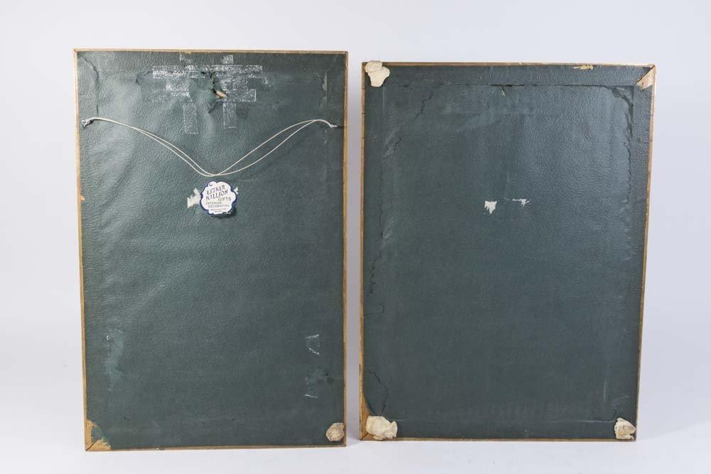Pair  Japanese Prints - 5