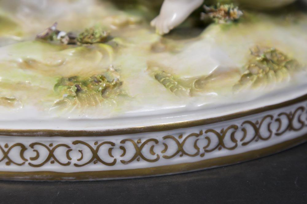 Dresden Porcelain Grouping - 3