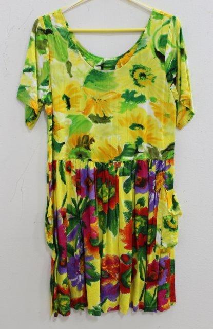 6 Women's Vintage Designer Dresses - 2