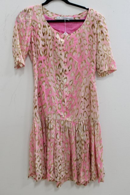 6 Women's Vintage Designer Dresses - 4