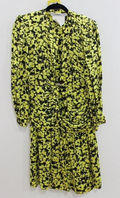 6 Women's Vintage Designer Dresses - 6