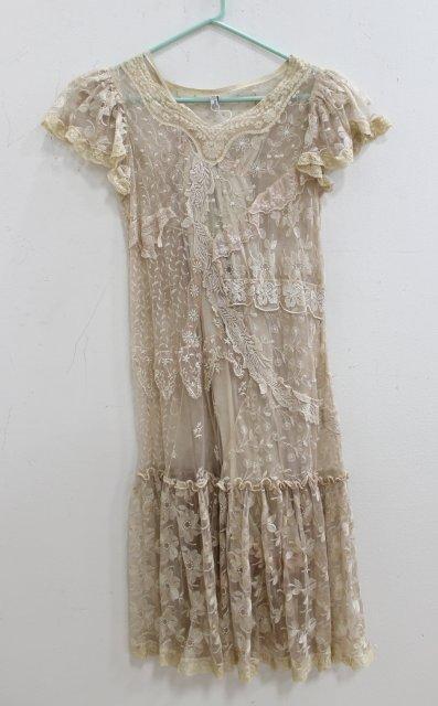 6 Women's Vintage Designer Dresses - 7
