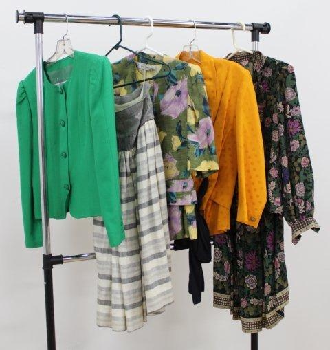 5 Women's Vintage Designer Casual Suits & Pieces