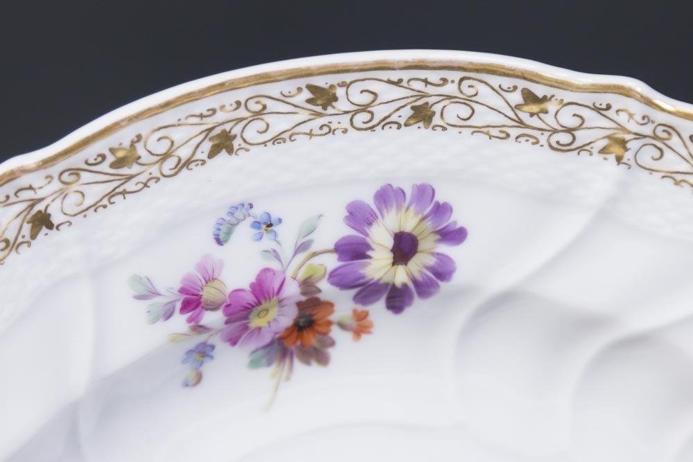 12 KPM Porcelain Soup Plates - 2
