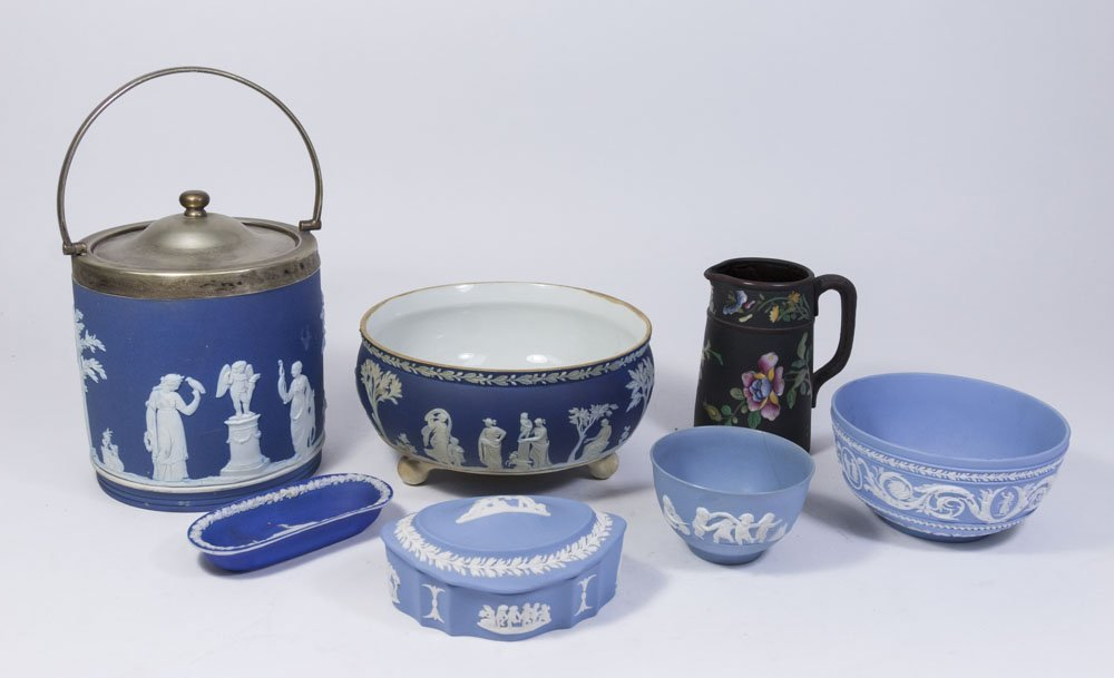 Group Lot 7 Wedgwood Pieces
