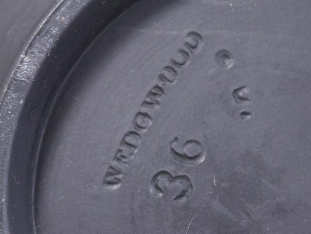 3-Piece Wedgwood Black Basalt Set - 6
