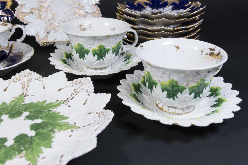 Group Lot Meissen Porcelain - 4