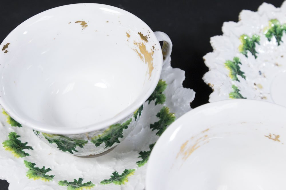 Group Lot Meissen Porcelain - 9