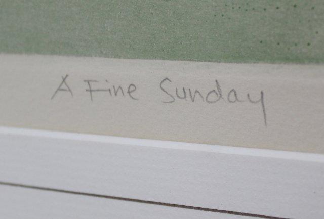 """Eng Tay, """"A Fine Sunday"""" - 4"""