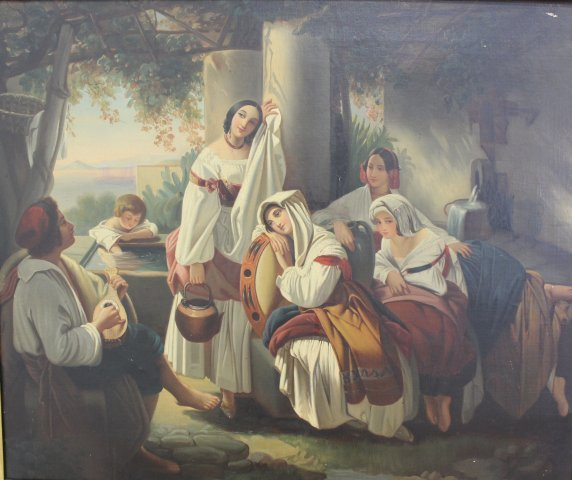 Ruth at the Well
