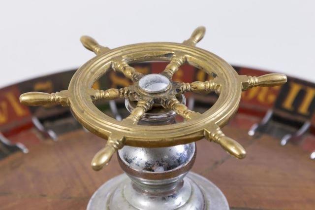 :Vintage Roulette Wheel - 2