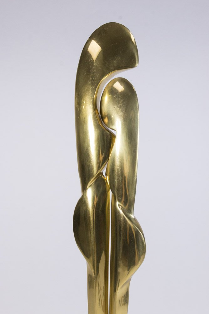 Philippe Jean, Gilt Bronze on Marble Base - 2
