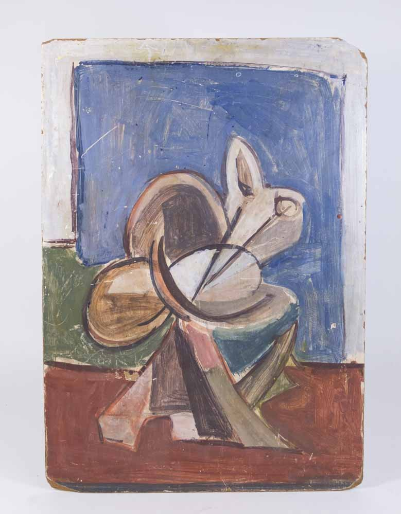 Attributed to Frances Pratt, Abstract