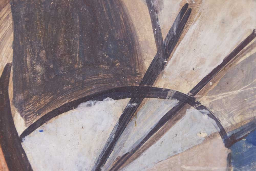 Attributed to Frances Pratt, Abstract - 3