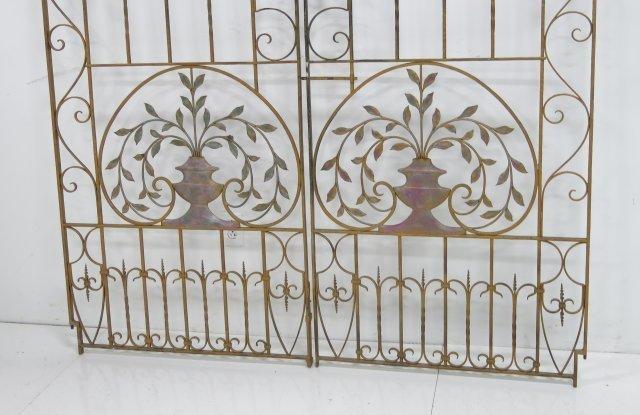 Pair of Iron Gates - 2