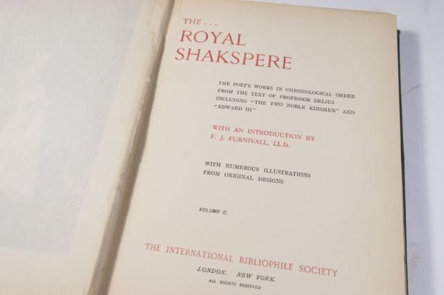 :The Royal Shakespeare - 6