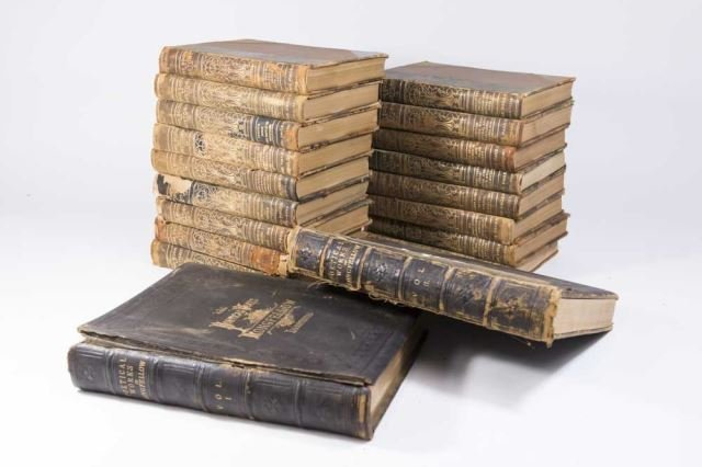 :Poetical Works of Longfellow & Book of History