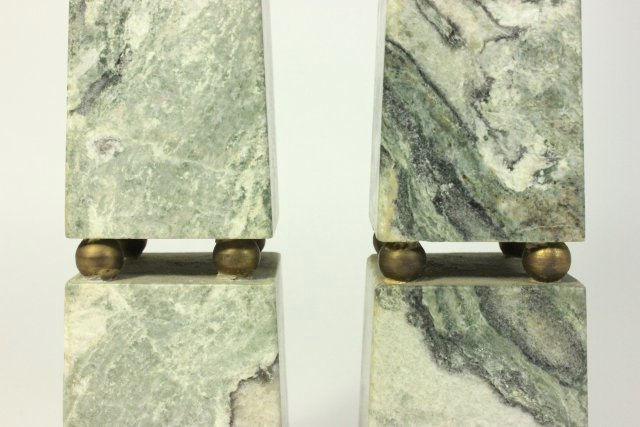 2 Pairs of Marble Columns - 5