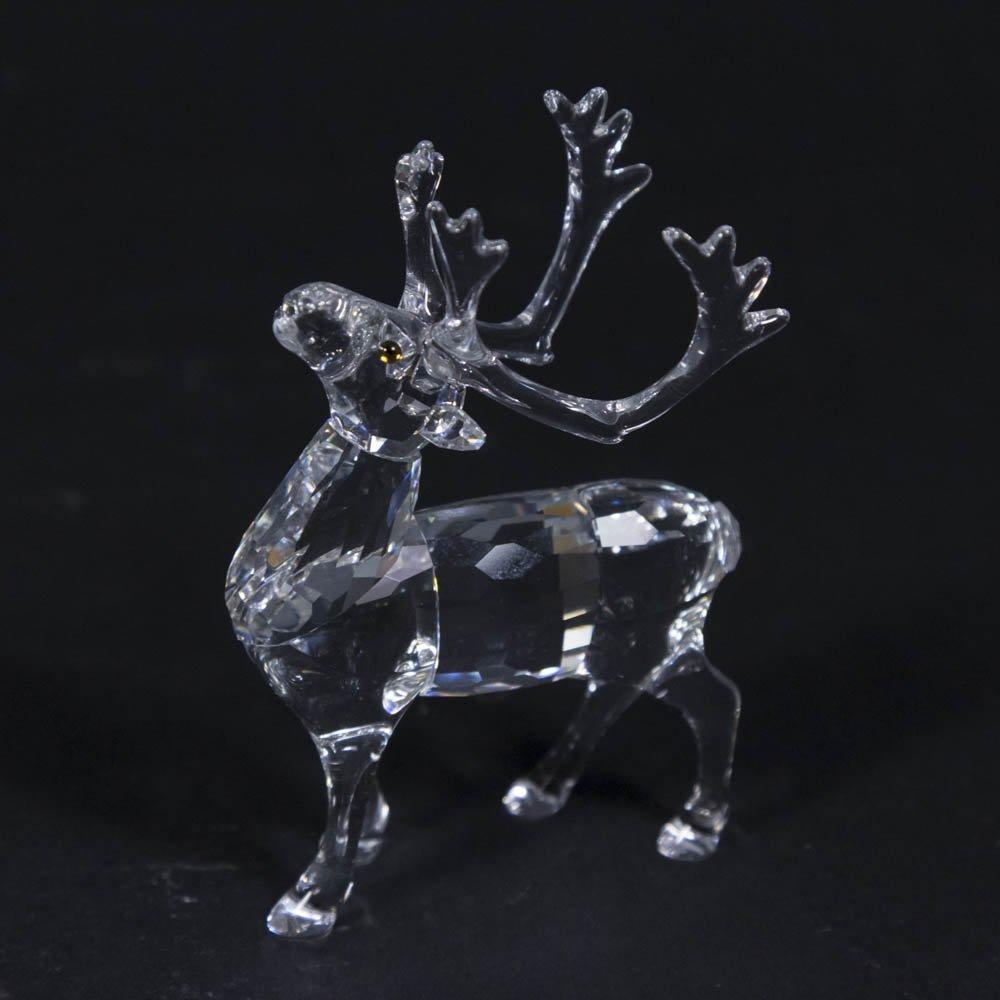 12 Swarovski Crystal Sculptures in Original Boxes - 2