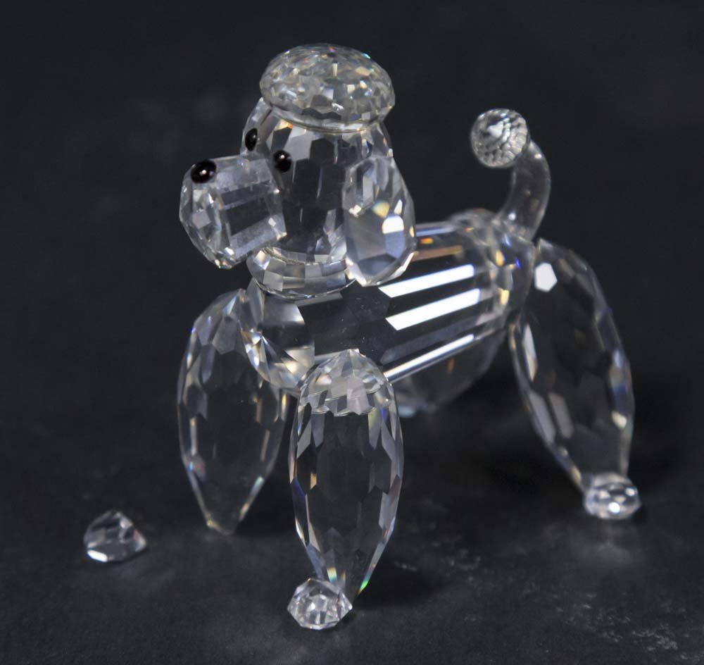 12 Swarovski Crystal Sculptures in Original Boxes - 6