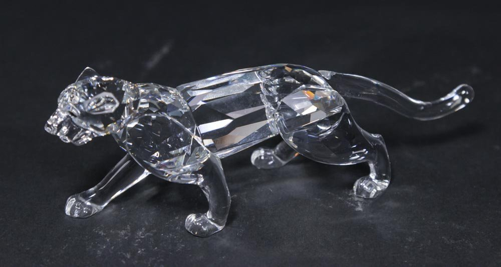 12 Swarovski Crystal Sculptures - 4