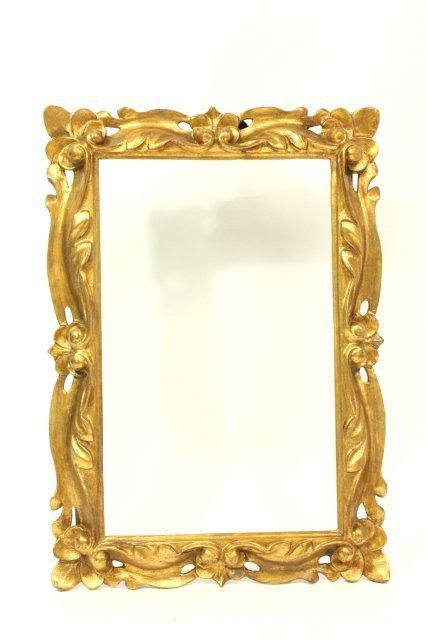 Pair Giltwood Frames & Gilt Architectural Element - 2