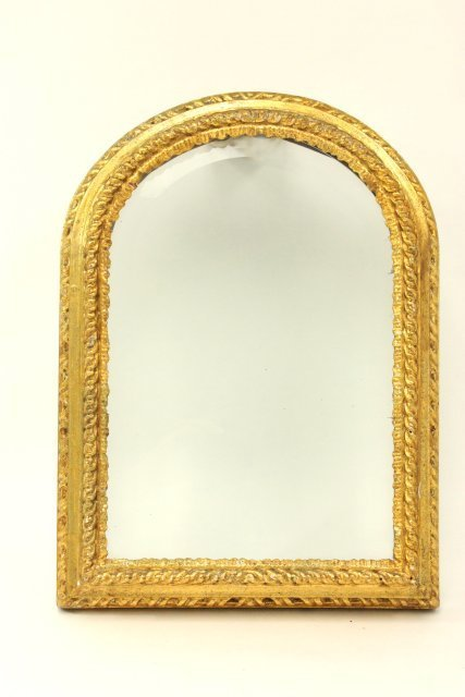 Pair Giltwood Frames & Gilt Architectural Element - 3
