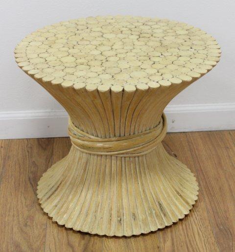 3 Wheat Sheaf Table Bases - 2