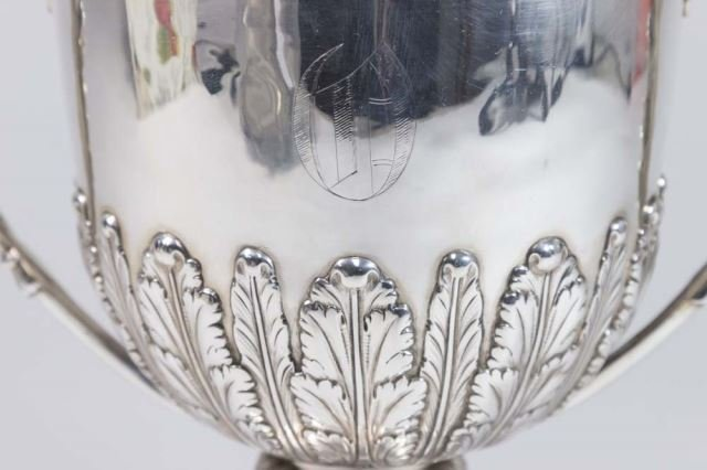 :Victorian Sterling Silver English Loving Cup - 2
