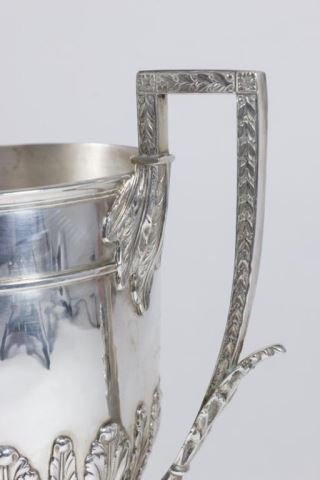 :Victorian Sterling Silver English Loving Cup - 3