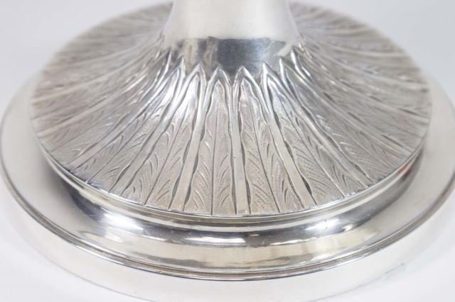 :Victorian Sterling Silver English Loving Cup - 4