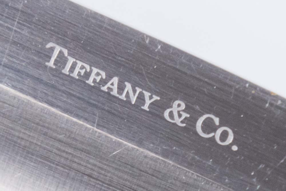 Tiffany & Co. Sterling Silver Carving Set - 2