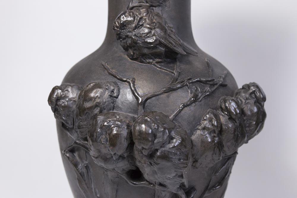 Pair Peter Ipsen Vases - 2