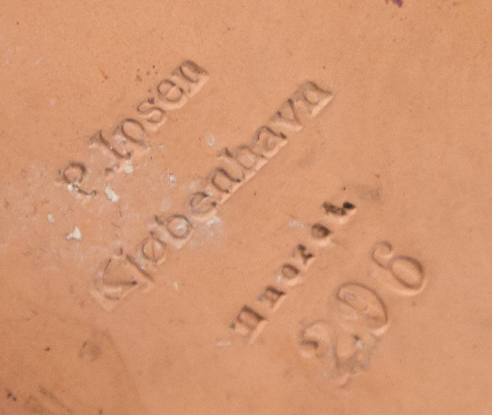 Pair Peter Ipsen Vases - 6