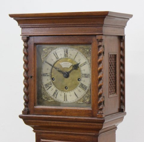 Grandmother's English Clock - 2